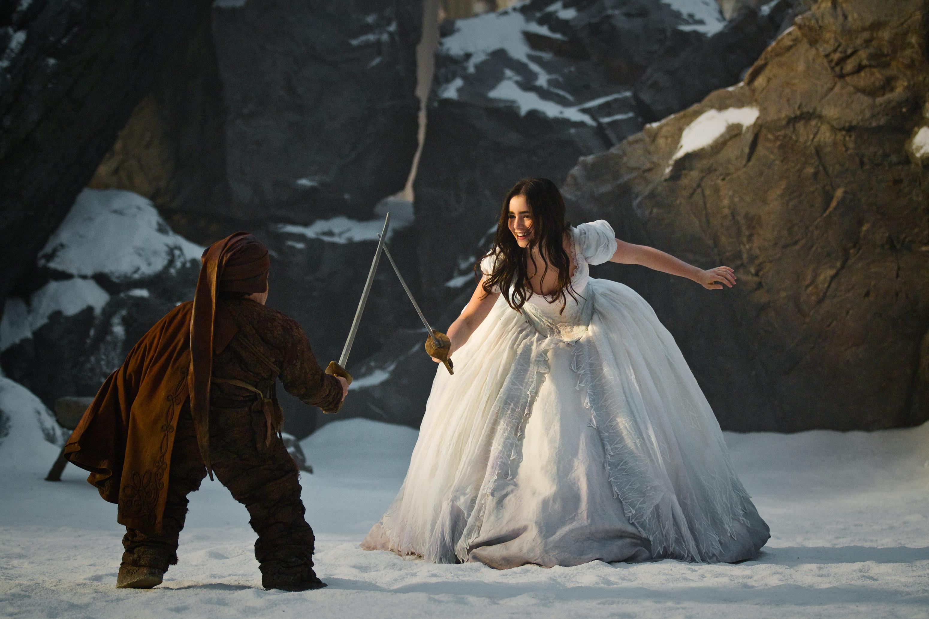 Snowy white and seven goblins [zuleyka] erotic scenes