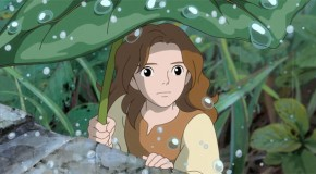 "Blu-ray Review: ""Castle in the Sky,"" ""Whisper of the Heart"" & ""The Secret World of Arrietty"""