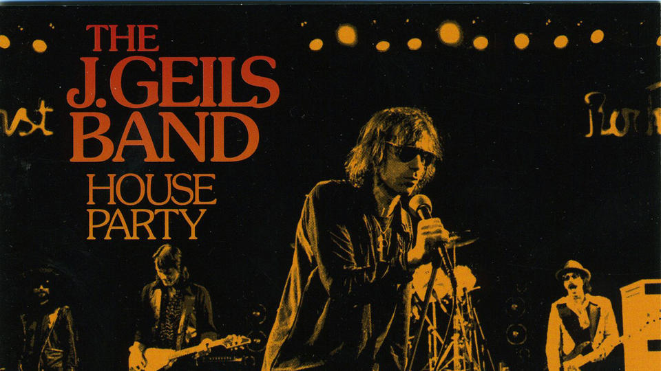 "(021715 Boston, Ma) The J. Geils Band ""House Party"" Courtesy of the band"