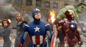 "Blu-ray Review: ""The Avengers"""