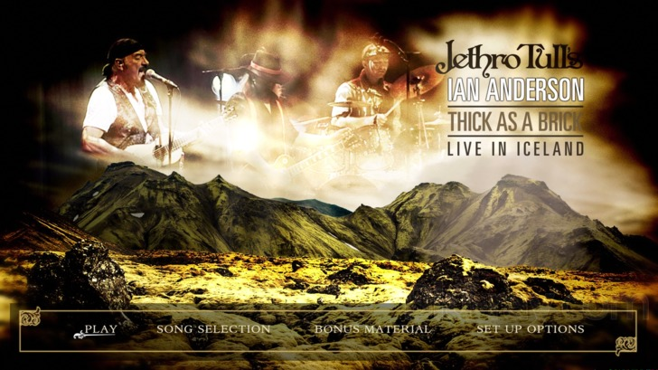 Dvd Review Jethro Tull S Ian Anderson Thick As A Brick