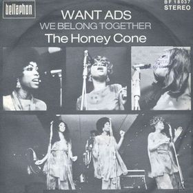"Honey Cone, ""Want Ads"""