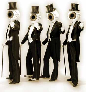 The Most Disturbing Halloween EVER!: The Residents