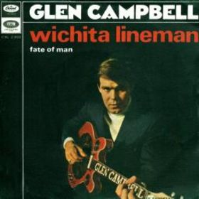"Glen Campbell, ""Wichita Lineman"""