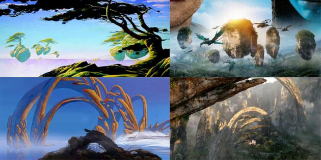 roger dean vs james cameron are these your floating islands