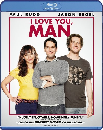 I Love You, Man (Paramount, 2009) purchase from Amazon: DVD | Blu-ray