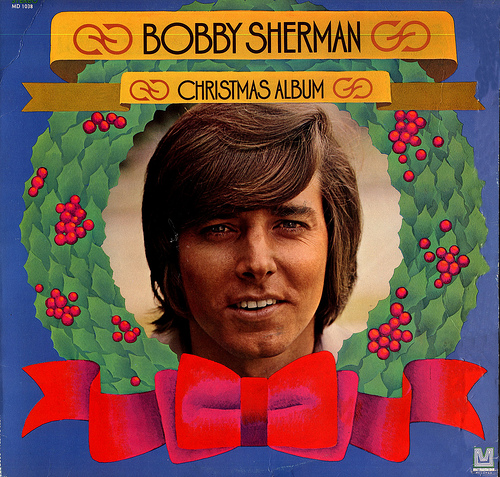 "Bobby Sherman, ""Christmas Album"""