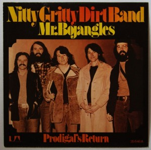 "Nitty Gritty Dirt Band, ""Mr. Bojangles"""