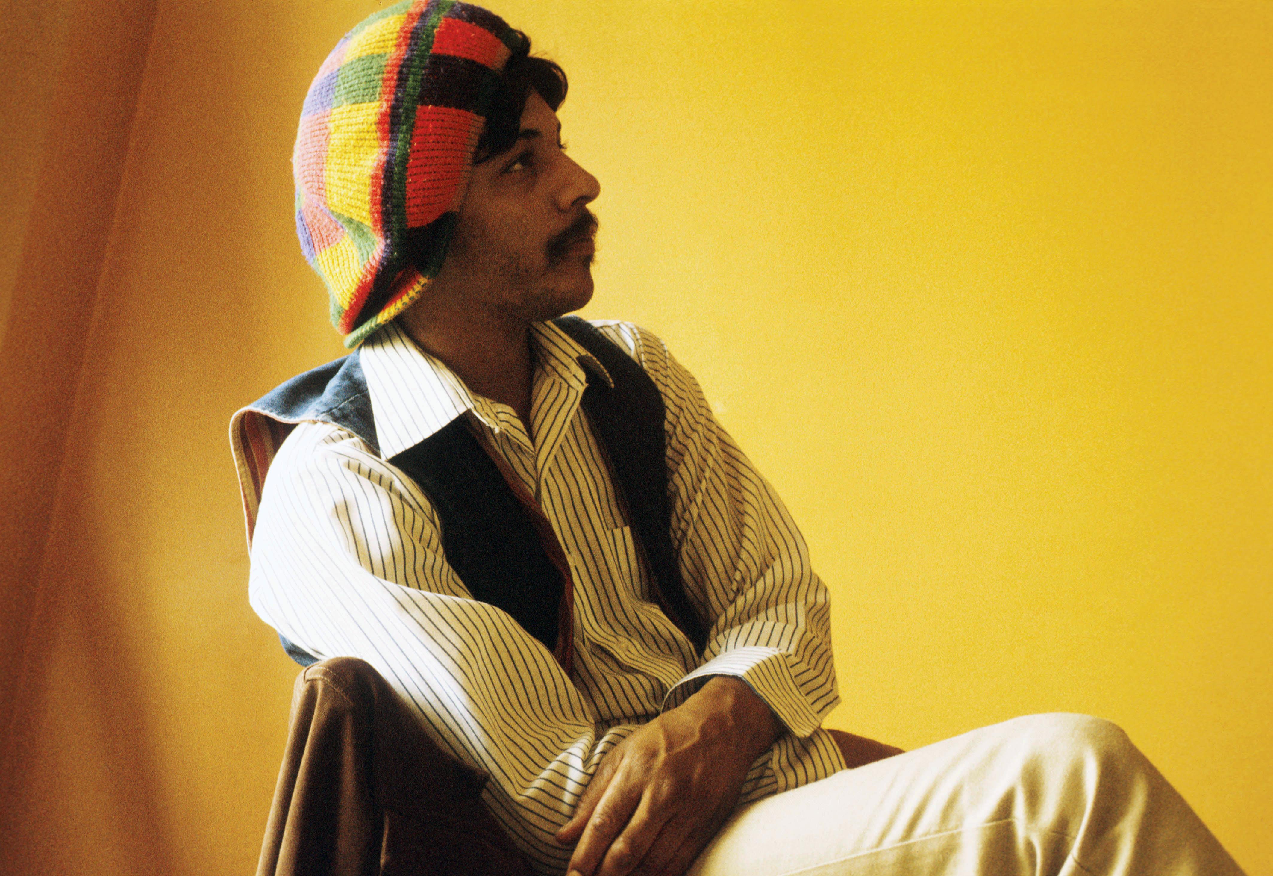 Arthur Lee of Love photographed in London in the mid 1970s. © Michael Putland / Retna Ltd. 0804arthurleeobit