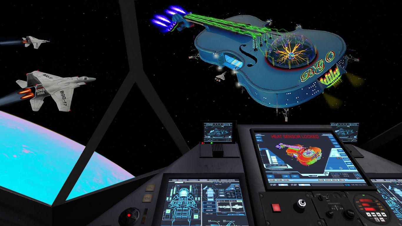BGO cockpit view