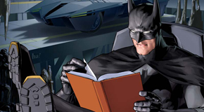 Popdose at Kirkus Reviews: From Bat To Verse