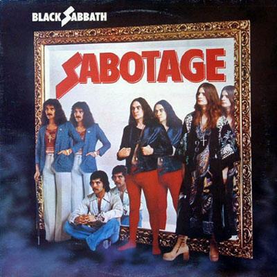 Black Sabbath -- Sabotage