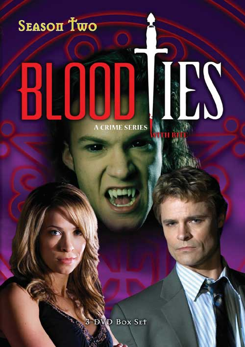 tv on dvd quot blood ties season two quot