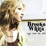 Brooke White Songs Attic LP
