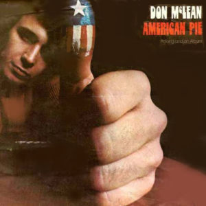 "Don McLean, ""American Pie"""