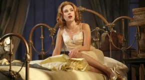 Exit Lines: ScarJo on a Hot Tin Roof