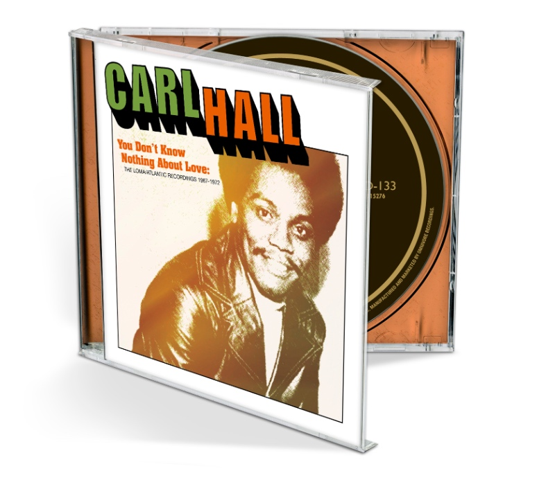 Carl Hall - You Dont Know CD copy edit