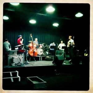 Caro Emerald Rehearsal