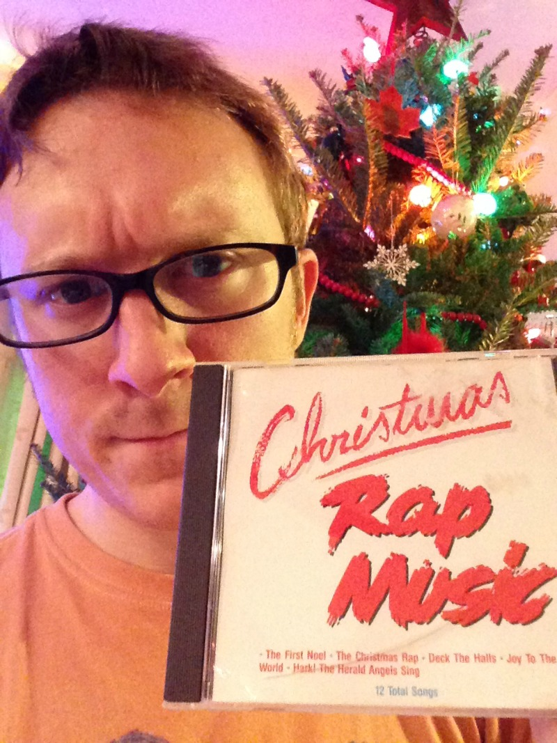 Christmas Rap Music