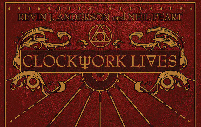 Clockwork Lives Book Cover Edit