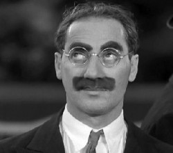 Groucho Marx copy