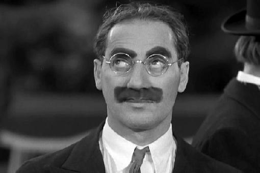 Groucho Marx copy