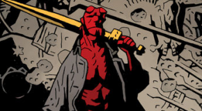 "Comics Review: ""Hellboy: The Storm and the Fury"""