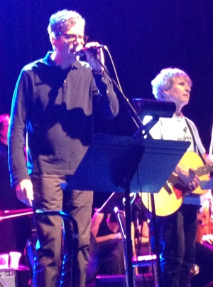Gary Louris and Chris Stamey