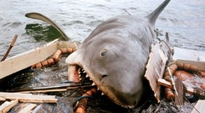 "Blu-ray Review: ""Jaws"""