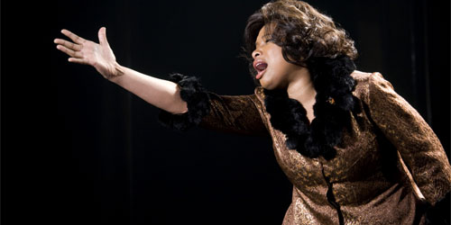 "Jennifer Hudson stars in ""Dreamgirls."" (Handout/MCT)"