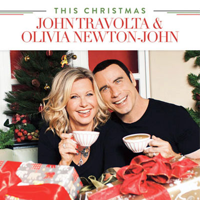John Travolta & Olivia Newton-John ‎-– This Christmas