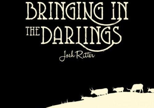 Josh Ritter Bringing In The Darling CD Cover