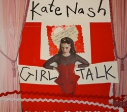 Kate Nash Girl Talk CD Cover