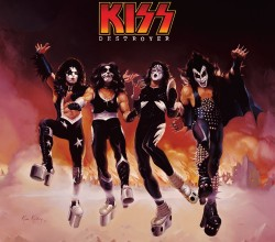 Kiss Destroyer Resurrected