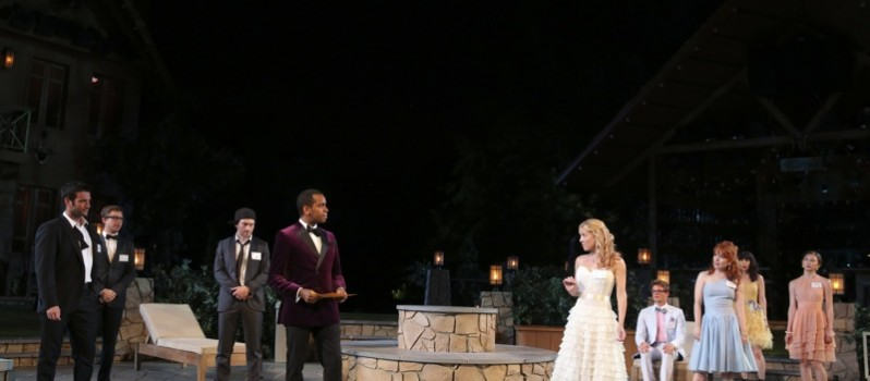 Love's Labour's Lost Public Theater/Delacorte Theater