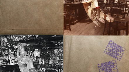Led Zeppelin In Through The Out Door Deluxe CD Cover