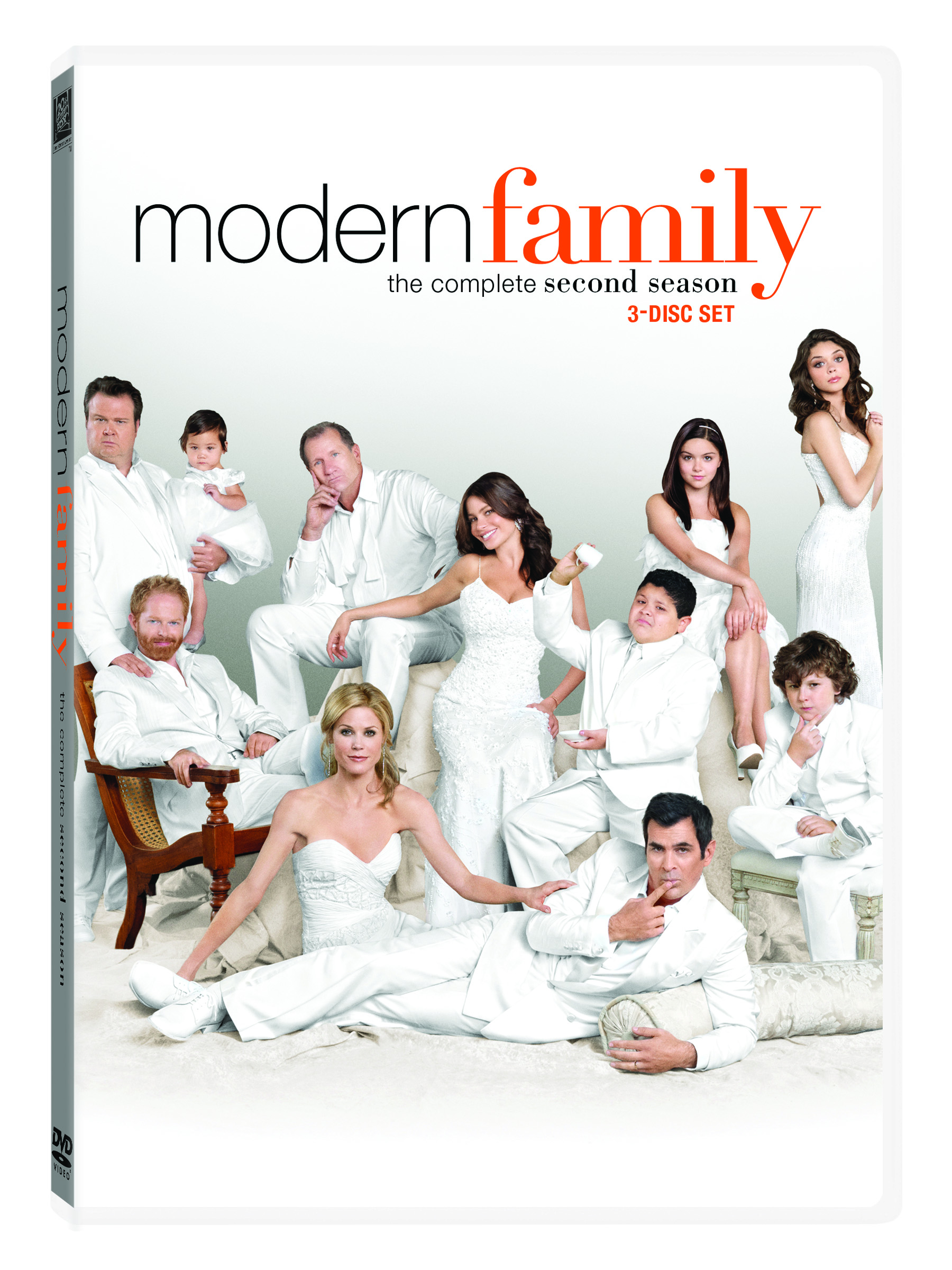 win a copy of quot modern family the complete second season quot on dvd