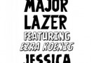 "Ezra Koenig Gets a Little Weird on Major Lazer's ""Jessica"""