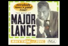 Soul Serenade: Major Lance, &#8220;Um, Um, Um, Um, Um, Um&#8221;