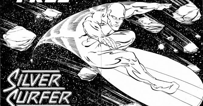 Marshall Rogers Joe Rubenstein Silver Surfer
