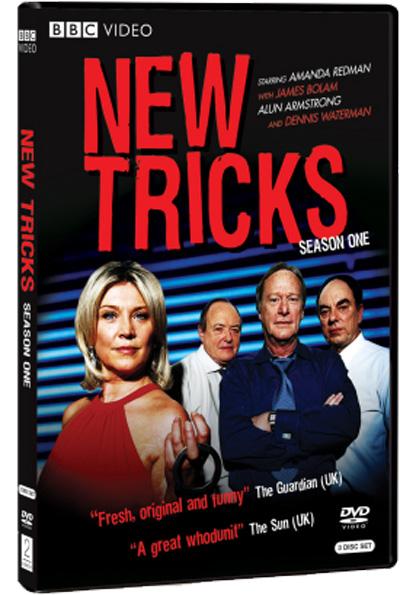 "TV On DVD: ""New Tricks: Season One"""
