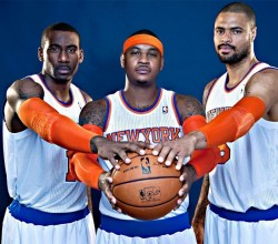 New York Knicks 2013
