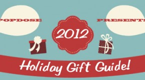 2012 Holiday Gift Guide: Jeff Giles Picks His Favorite Music, Movies, Books, and Gadgets