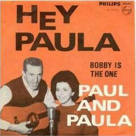 "15: Paul & Paula, ""Hey Paula"" ; #1 U.S. Hot 100 and #1 U.S. R&B"