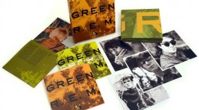 "Win a Deluxe Edition Prize Pack of R.E.M.'s 25th Anniversary Edition of ""Green""!"
