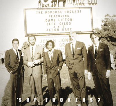 Popdose Podcast Rat Pack