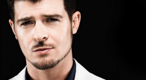 Guess What, JT? Robin Thicke is Coming for That Ass!