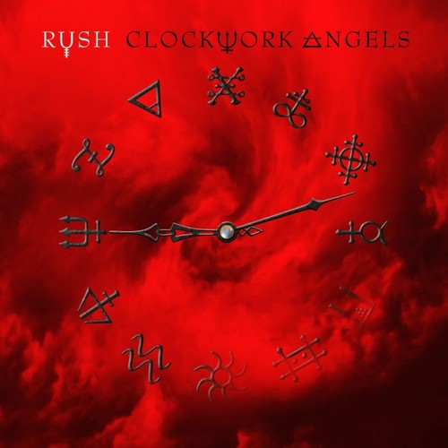 Rush Clockwork Angels Cover