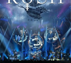 Rush Clockwork Angels DVD Cover