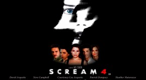 """Scream 4:"" Coming Soon to Digitally Scare Crap Out of You"